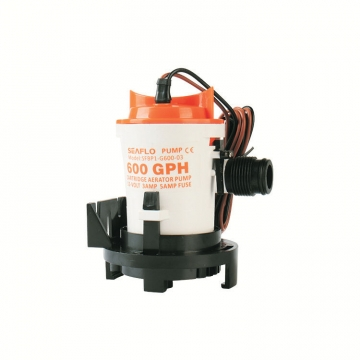Seaflo Sintine Pompası 600 gph. 12 V