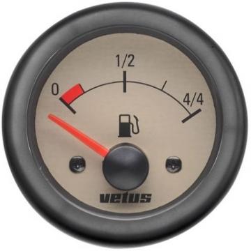 Vetus yakıt seviye göstergesi. Ø 52 mm.