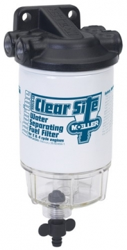 Moeller Marin Clear Site yakıt filtresi.