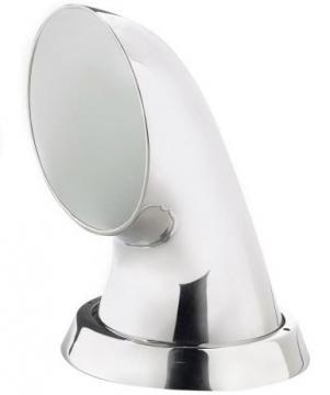 Vetus paslanmaz çelik manika. Model Mistral 75. Beyaz (RAL9003)