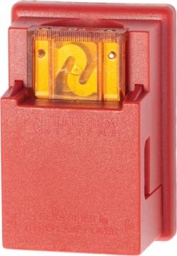 Maxi sigorta bloğu. 12-24V/30-80A. Maxi sigorta uygulanabilir.