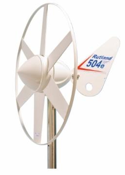 Rutland 504 e-Furl rüzgar jeneratörü