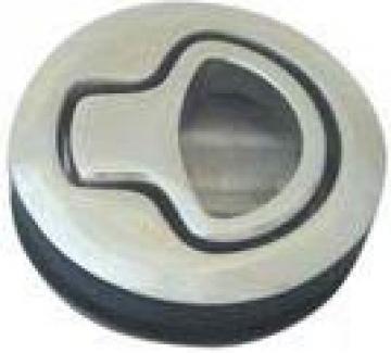 Gömme kulp. AISI 316 paslanmaz çelik. Ø 61 mm.