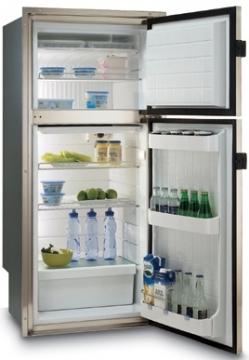 Vitrifrigo buzdolabı. DP2600iX. Paslanmaz çelik gövdeli.