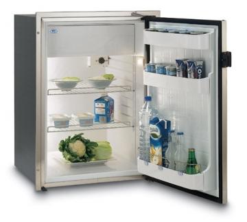 Vitrifrigo buzdolabı. C130LX. Paslanmaz çelik gövdeli.