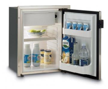 Vitrifrigo buzdolabı. C42LX. Paslanmaz çelik gövdeli.