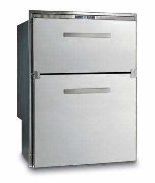 Vitrifrigo Buzdolabı.Paslanmaz çelik gövdeli.  Model: DW210.2RF