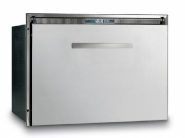 Vitrifrigo buzdolabı. DW70. Paslanmaz çelik gövdeli.