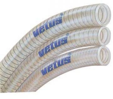 Vetus su hortumu. Tatlı su ve gri su (lavabo,duş vb.) tesisatında kullanılabilir. / Metre Fiyatıdır