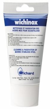 Wichard Wichinox: Paslanmaz çelik ürünleri temizleyip pasivize eder. 150 ml