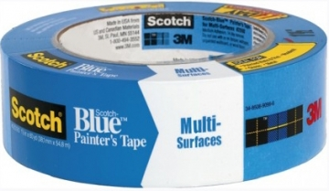 3M™ ScotchBlue™ 2090 Mavi Maskeleme Bandı