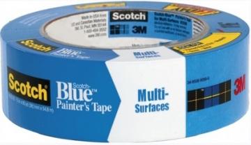 3M™ ScotchBlue™ 2090 Mavi Maskeleme Bandı 3M Kodu: 06820