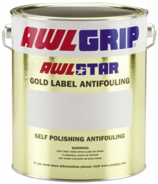AwlGrip AwlStar Gold Label zehirli boya.