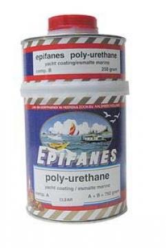Epifanes poliüretan vernik, 750 gr.