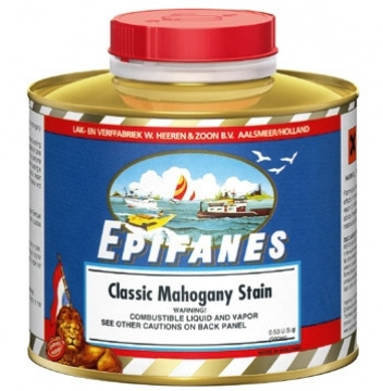 Epifanes Classic Mahogany Stain, Maun renklendirici