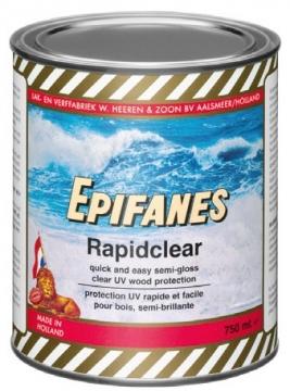 Epifanes Rapid Clear saten vernik. 750 ml.