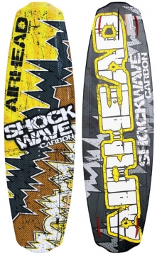 Airhead Shockwave Carbon Wakeboard
