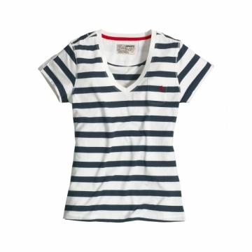 Musto Çizgili Tişört