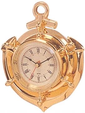 Saat CK191 Sarı Ø: 12 cm