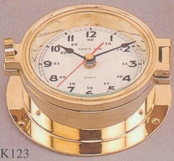 Saat CK050 Sarı Ø: 12 cm