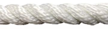 Polyester Halat 3 Kollu Beyaz / KG Fiyatıdır