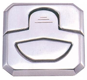 Gömme Kulp Kare 50x50 mm