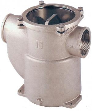 """Guidi Bronz Filtre 1.1/2"""" Ø: 105 H: 193 mm 1162 Serisi"""