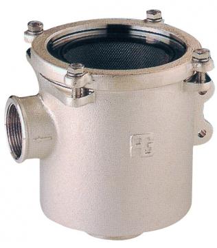 """Guidi Bronz Filtre 1.1/2"""" Ø: 145 H: 178 mm 1164 Serisi"""