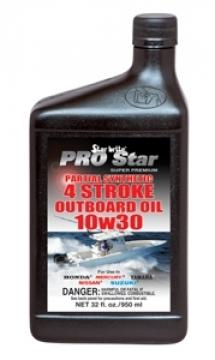 Star Brite Pro Star sentetik/mineral 4 zamanlı motor yağı