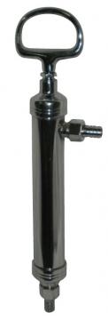 Yağ Pompası Krome Küçük Boy: 300 mm Ø: 30 mm