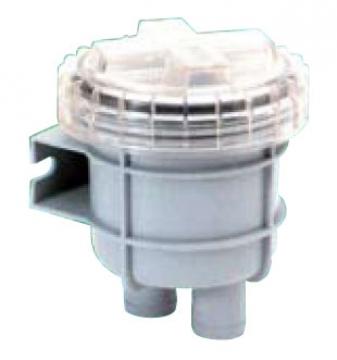 Vetus tip 330 deniz suyu filtresi. MAX. KAPASİTE: 200 LT/DAK.