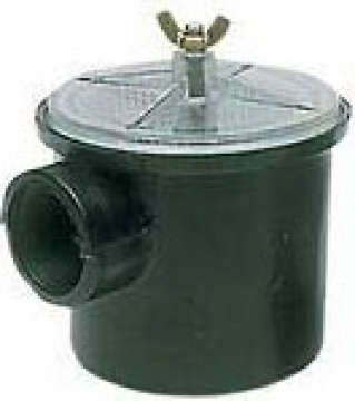 Deniz suyu filtresi. Kapasite: 300 lt./dak.