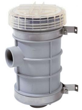 Vetus tip 1320 deniz suyu filtresi. Max. Kapasite: 520 lt/dak.