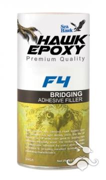 HAWK EPOXY F4-S BRIDGING YAPIŞT. DOLGU TOZU 160 GR