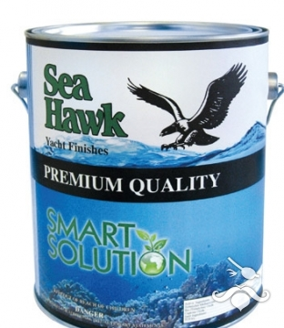Sea Hawk Smart Solution yumuşak zehirli boya