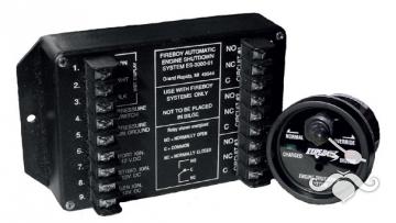 MA ve GA serileri için 5 kontaklı motor durdurma sistemi