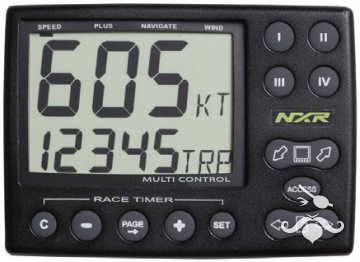 NXR Multi Kontrol göstergesi