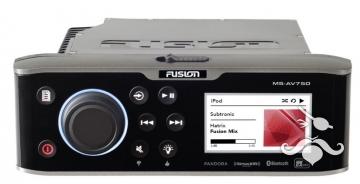 Fusion AV-750 Serisi DVD Oynatıcı