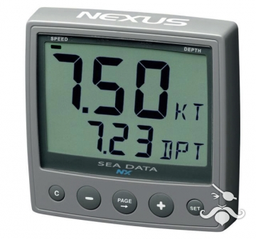 Nexus NX Sea Data Seti