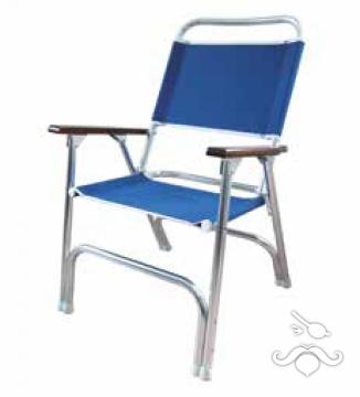 Katlanır Sandalye-Mavi