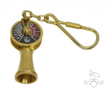 Anahtarlık. Makine telgraf