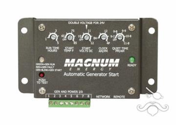 ME-AGS-N. Otomatik jeneratör çalıştırma modülü