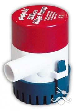 Rule® Sintine pompası / 25S-24 OTOMATİK POMPA 500 GPH 24V 1893 LT/SAAT