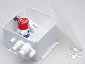 Rule® Duş Pompası 24V 800GPH 3028 Lt/saat