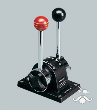 UltraFlex / UFLEX B 99 Çift Kol - Ayarlı - Ağır Hizmet - Krom