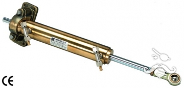 UltraFlex / UFLEX UC293-I Hidrolik Dümen Silindiri / İçten Takma Motor