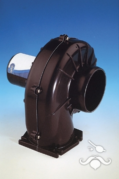 JABSCO SALYANGOZ - FLANŞLI - 150 CFM - 4,2 m3 / dak.