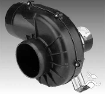 JABSCO SALYANGOZ - FLEXIBLE - 150 CFM - 4,2 m3 / dak.