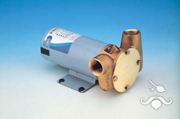 Jabsco Utility Puppy 3000 - 45LT/DAK