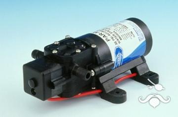ITT Jabsco MİNİ HİDROFOR PAR MAX 1 12V 4,3 LT/DAK. Diyaframlı Hidrofor